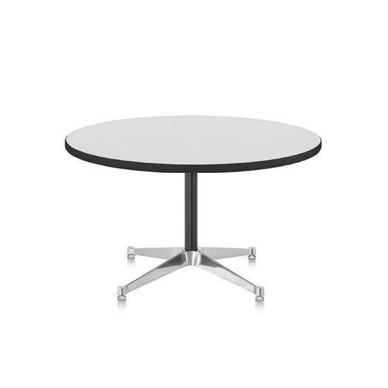 イームズコントラクトベーステーブル 丸テーブル 直径90.5cm ハーマンミラー正規品