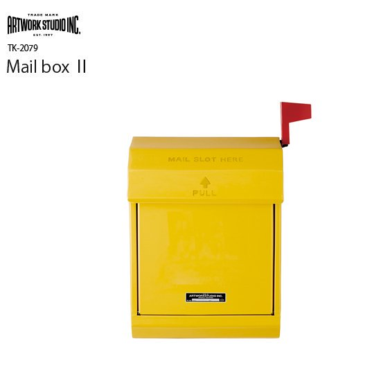 TTK-2079 Mail Box 2
