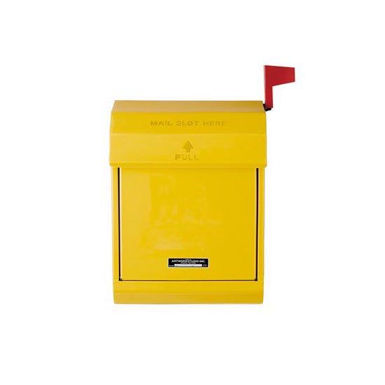 TK-2079 Mail Box 2<br>メールボックス2<br>玄関ポスト 郵便受け<br>フラッグ付き