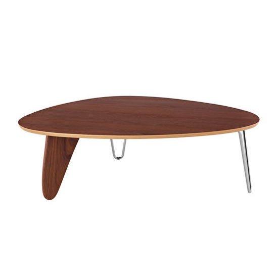 ノグチラダーコーヒーテーブル ホワイトアッシュ イサムノグチ ハーマンミラー