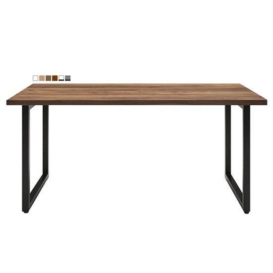 RMA-180 ダイニングテーブル RAMA ラマ<br>WT ホワイト<br>MK マエダ