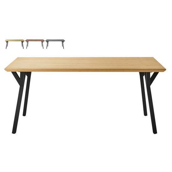 DT-22-160 ダイニングテーブル 幅160cm HOMEDAY CHERRY 桜屋工業
