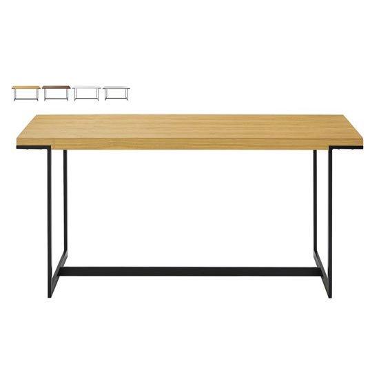 DT-18-K150 ダイニングテーブル 鏡面仕上 幅150cm HOMEDAY CHERRY 桜屋工業
