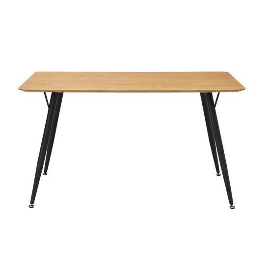 DT-24-A120 ダイニングテーブル アッシュ 幅120cm HOMEDAY CHERRY 桜屋工業