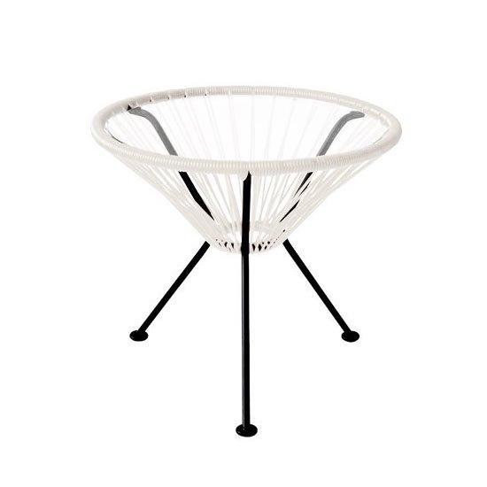 アカプルコ サイドテーブル 定番5色<br>Acapulco side table<br>METROCS メトロクス
