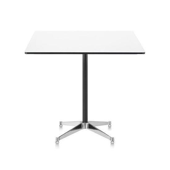 イームズコントラクトベーステーブル 正方形テーブル 90.5cm×90.5cm 高さ70cm ハーマンミラー正規品