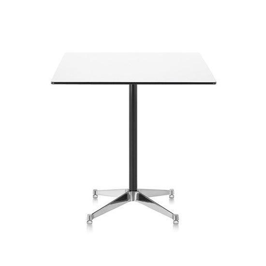 イームズコントラクトベーステーブル 正方形テーブル 76cm角 高さ70cm ハーマンミラー正規品