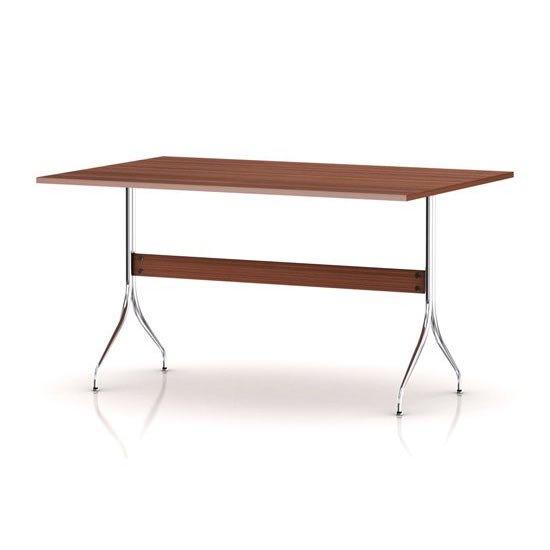 ネルソン スワッグレッグ ワークテーブル NS5854 ウォールナット ジョージネルソン ハーマンミラー