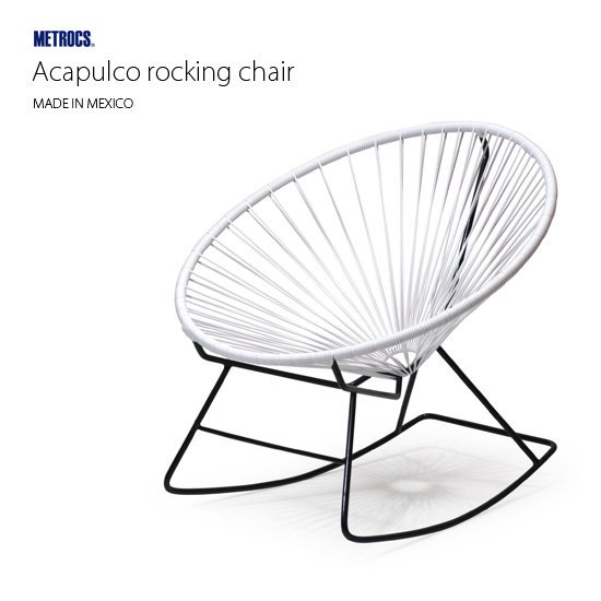 アカプル コロッキングチェア 定番5色 Acapulco rocking chair METROCS メトロクス