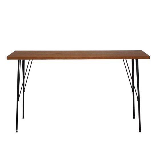 AT-1240 ブルノ ワークテーブル<br>Brno Work Table<br>長方形 幅120cm<br>カウンターテーブル