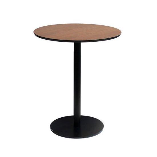 BAT-607 バルディ カフェテーブル<br>Bardi cafe table<br>丸テーブル 直径60cm<br>バーテーブル