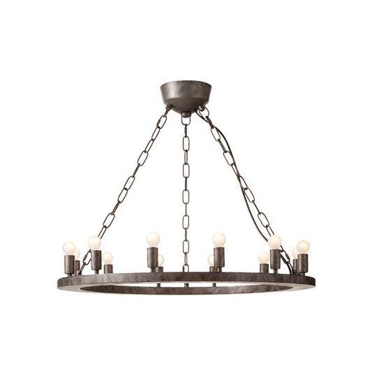AW-0381 Elements 12 エレメンツ12 シャンデリア ペンダントライト LED対応