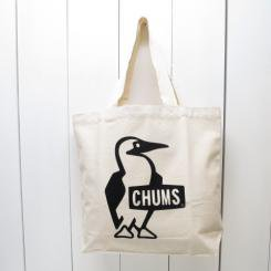 チャムス/CHUMS/Booby Canvas Tote/Black