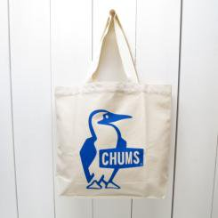 チャムス/CHUMS/Booby Canvas Tote/Blue