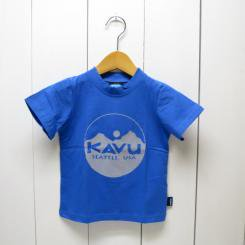 カブー/KAVU/KAVU Kid's T-Shirt/Blue