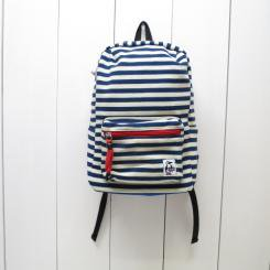 チャムス/CHUMS/Kids Hurricane Day Pack Sweat/Navy・Natural