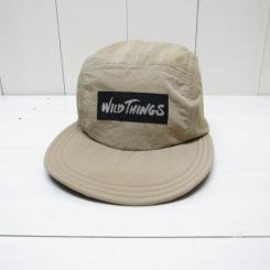 ワイルドシングス/WILD THINGS/JET HAT/SAND