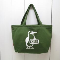 チャムス/CHUMS/Reversible Tote  Sweat/Dull Green