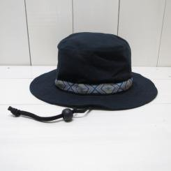 カブー/KAVU/STRAP BUCKET HAT/Navy
