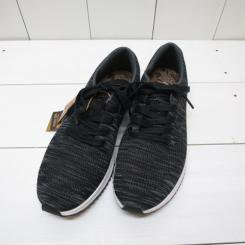 フリーウォータース/freewaters/Tall Boy Trainer Knit/BKGY