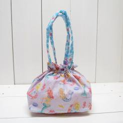 フェフェ/fafa/URSALA LUNCH POUCH/LA.MERMAID
