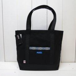 カブー/KAVU/FOOTBOY TOTE/Black