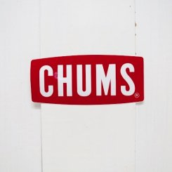 チャムス/CHUMS/Sticker CHUMS Logo Medium