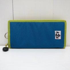 チャムス/CHUMS/Eco Billfold Wallet/Azure