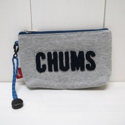 チャムス/CHUMS/Little Pouch Sweat/H・Gray