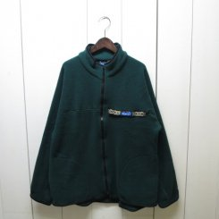 カブー/KAVU/FREECE F/Z THROW SHIRTS/Forest