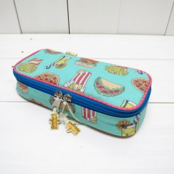 フェフェ/fafa/DELORA PEN CASE/MI.FOOD