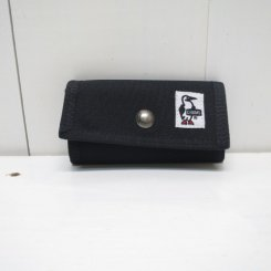 チャムス/CHUMS/Eco Key Case/Black