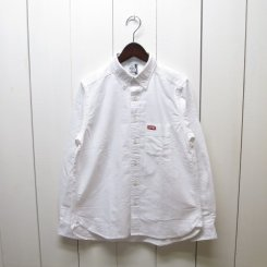チャムス/CHUMS/CHUMS OX Shirt/White Logo