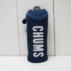 チャムス/CHUMS/Eco Cylinder Pouch/Navy