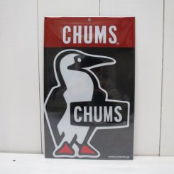 チャムス/CHUMS/Car Sticker Big Booby Bird