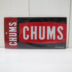 チャムス/CHUMS/Car Sticker Boat Logo Small
