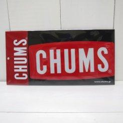 チャムス/CHUMS/Car Sticker Boat Logo Lage