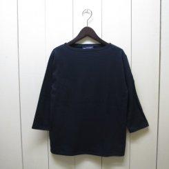 セントジェームス/モーレ 7分袖/NAVY ネイビー
