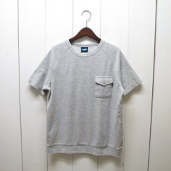 カブー/KAVU/ALKI T-Shirt/Grey
