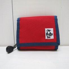 チャムス/CHUMS/Eco Multi Wallet/Red