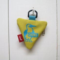 チャムス/CHUMS/Eco Triangle Coin Case/Lemon