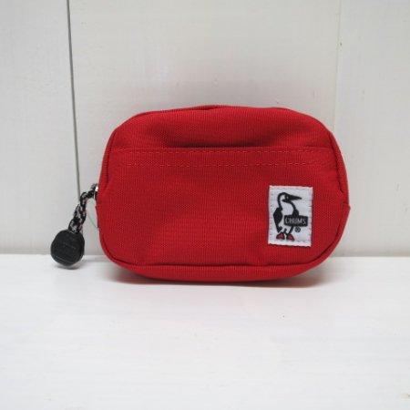 チャムス/CHUMS/Eco Dual Soft Case/Red