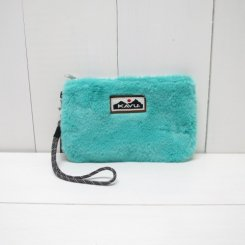 <img class='new_mark_img1' src='https://img.shop-pro.jp/img/new/icons13.gif' style='border:none;display:inline;margin:0px;padding:0px;width:auto;' />カブー/KAVU/PLUSH CLUTCH/Glacier