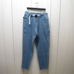 チャムス/CHUMS/Jogg Denim Pants/Lt.Indigo