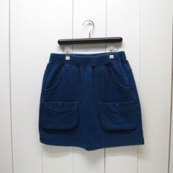 チャムス/CHUMS/Hurricane Bush Skirt Indigo/Indigo