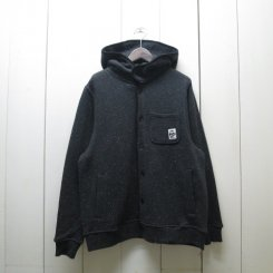 チャムス/CHUMS/Ogden Sweat Hoodie/H・Black
