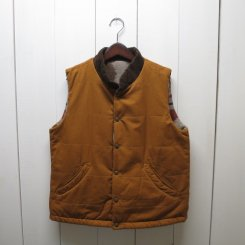 チャムス/CHUMS/Reversible Vest/Camel