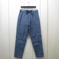 チャムス/CHUMS/Chambray Riders/Lt.Indigo