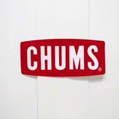 チャムス/CHUMS/Sticker CHUMS Logo Large