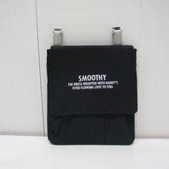 スムージー/SMOOTHY/外付けポーチ/BLACK